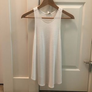 Wilfred Free White Tank Top - Size M